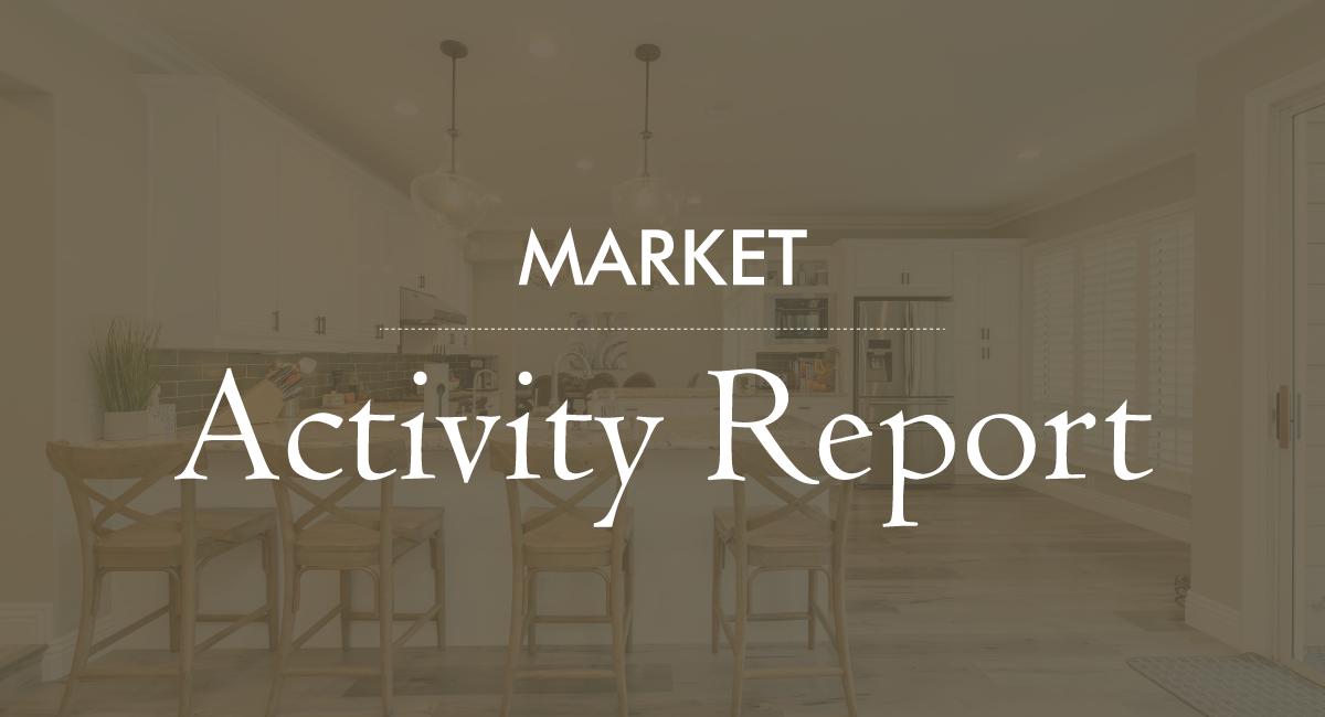 Market Activity Report