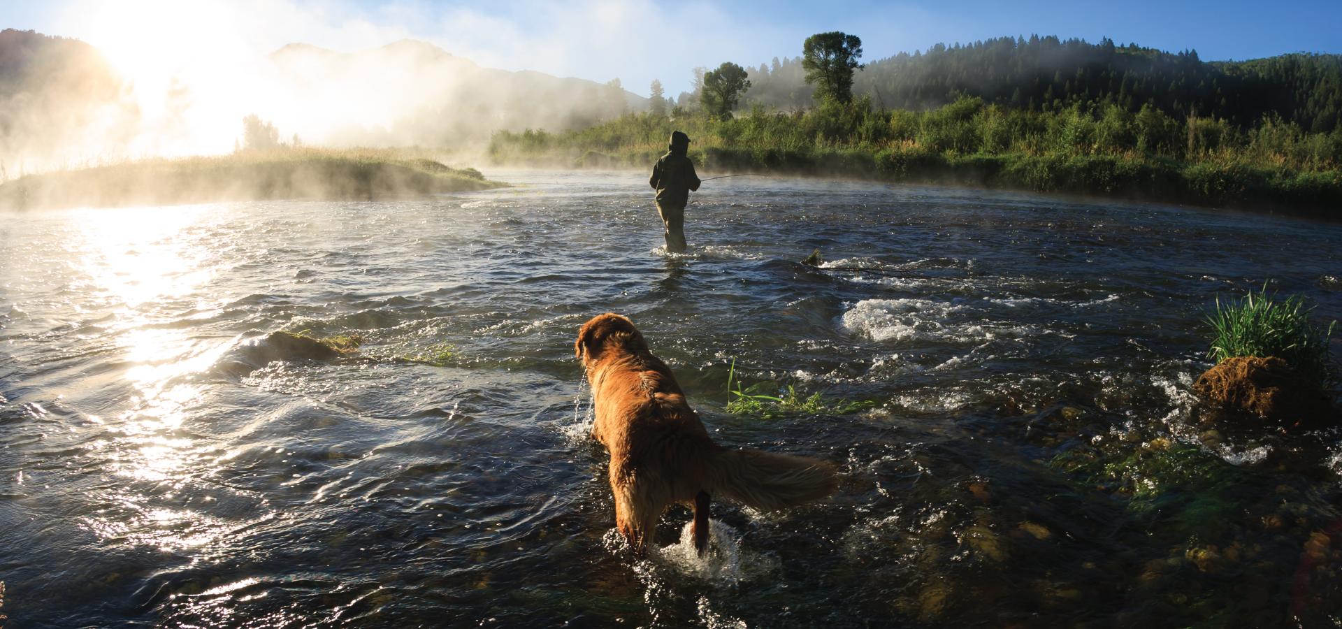 Fishing in Idaho