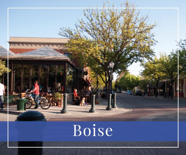 Boise Homes & Real Estate